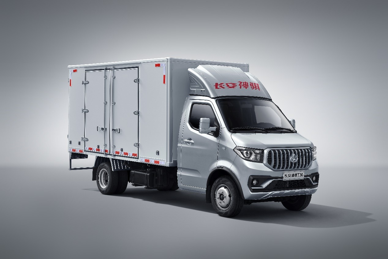 品质 装载 智能三合一 长安凯程神骐T30即将上市