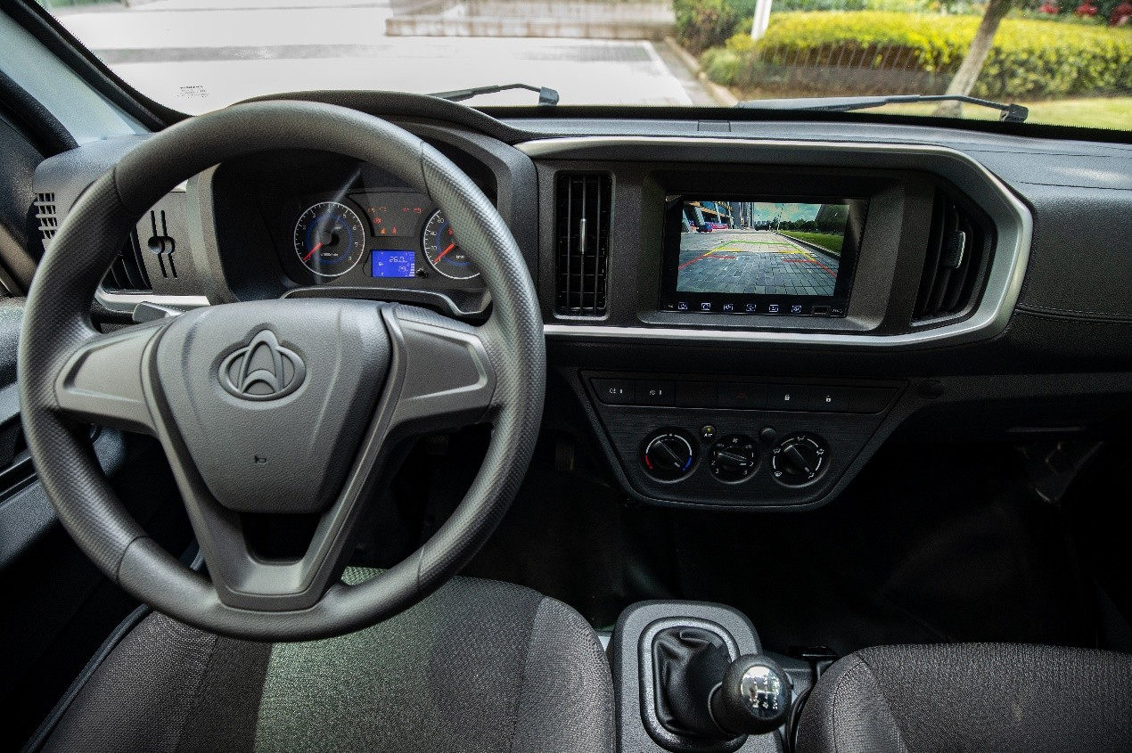 品质 装载 智能三合一 长安凯程神骐T30即将上市-第4张图片-汽车笔记网