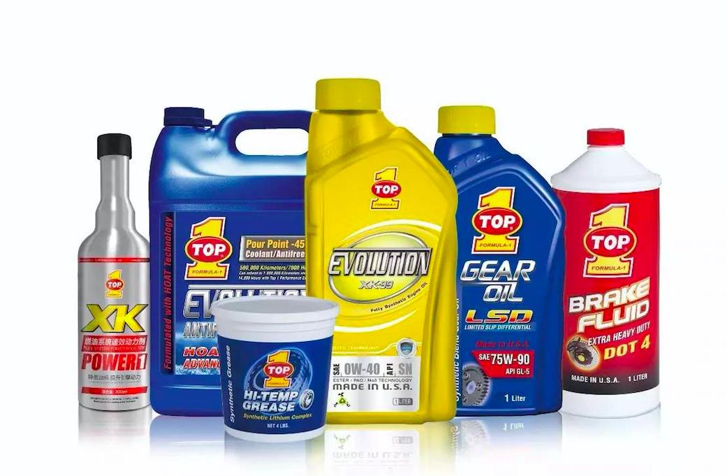 TOP1突破润滑油:个性化+定制化,多元发展诠释产品价值
