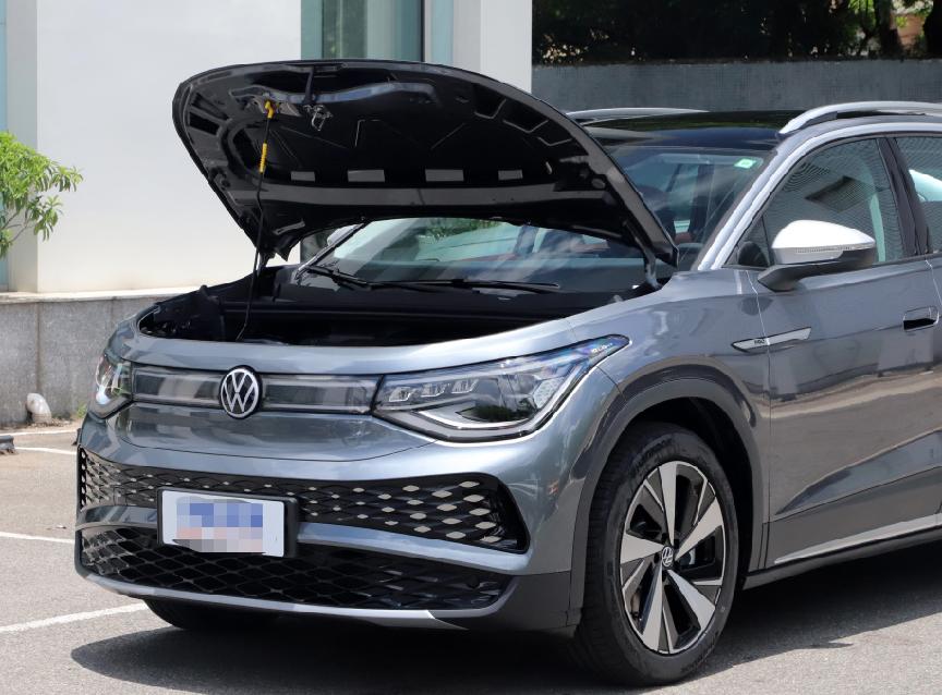 新能源汽车哪种好?上汽大众MEB平台新能源汽车ID6 X值得选择