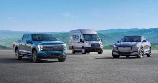 """福特汽车打造全新""""Ford Pro"""",将提供一站式服务"""