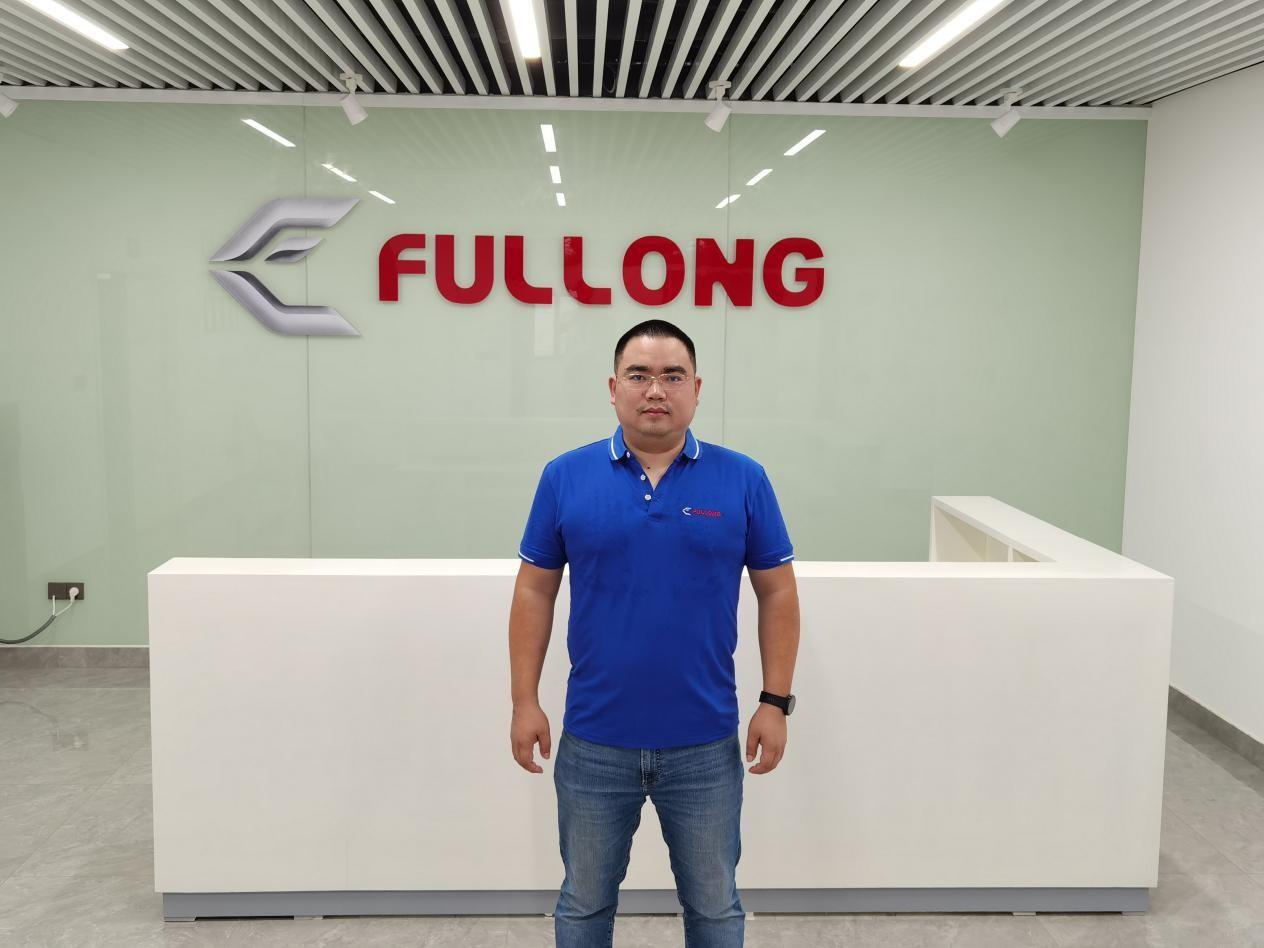 宁波弗浪科技有限公司创始人李科